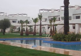 Apartment in Condado de Alhama, Spain: Swimming Pool - 30 second walk