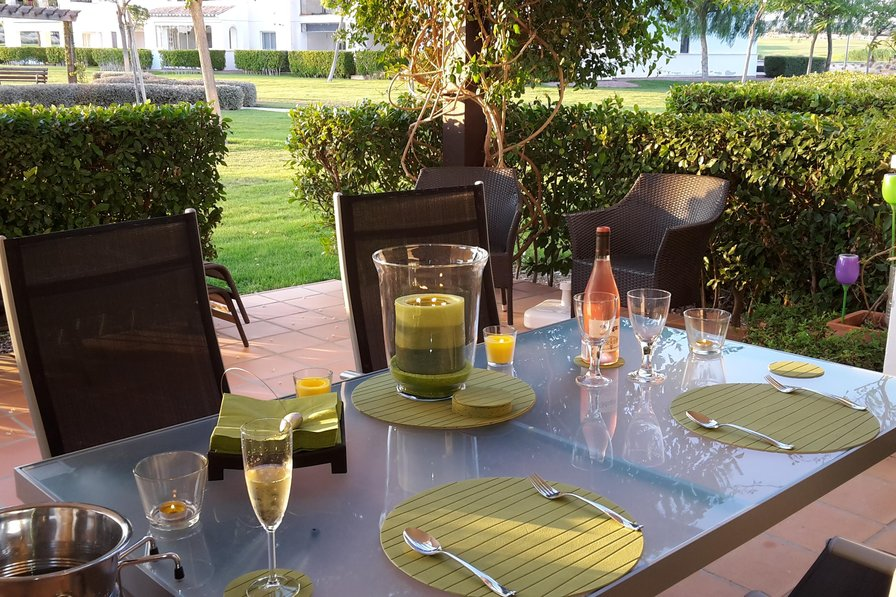 Apartment in Spain, Hacienda Riquelme Golf Resort