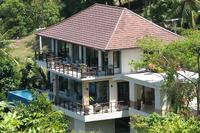 Villa in Thailand, Maenam: Baan Rim Taan