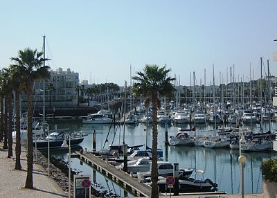 Apartment in Portugal, Lagos Marina: balcony view