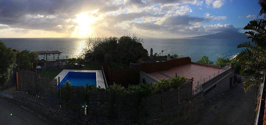 Owners abroad Villa Bikini on Sorrento Coast