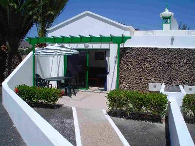 Bungalow in Spain, Playa Blanca: 21 Jardin del Sol bungalow