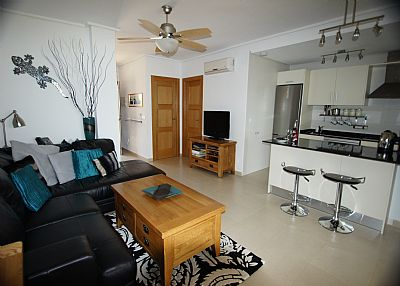 House in Spain, La Torre Golf Resort (Polaris World): Large Open Plan Lounge