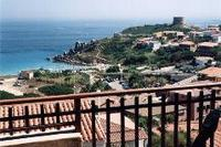 Apartment in Italy, Santa Teresa Gallura: view