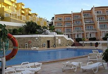Apartment in Spain, Torviscas Bajo: pool