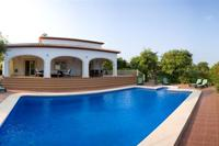 Villa in Spain, Javea: Villa Cerezos, lovely 3 bedroom villa on one level in Javea.