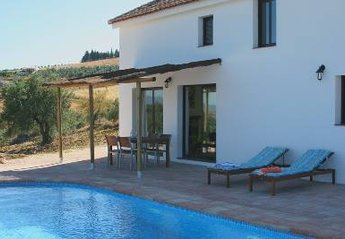 Finca in Spain, Casarabonela: Villa with terrace