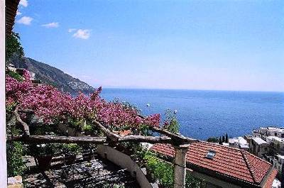 Villa in Italy, Positano: view