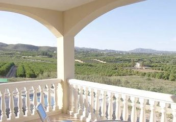 Villa in Spain, Alberic: Dining Terrace