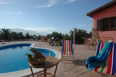 Villa in Italy, Scopello: 1