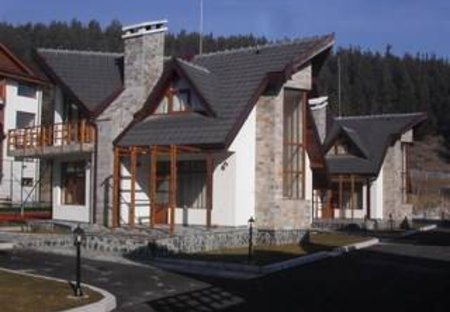 Chalet in Razlog, Bulgaria: Front view