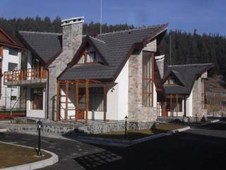 Chalet in Bulgaria, Razlog: Front view