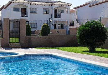 Apartment in Spain, La Cinuelica: Apartment (View from Pool)