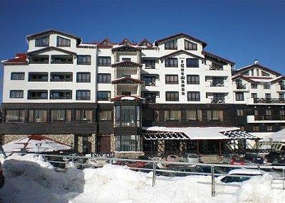 Apartment in Bulgaria, Pamporovo: Snezhanka Hotel Apartments