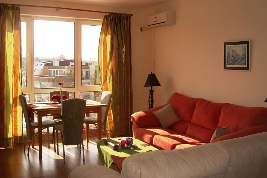 Apartment in Bulgaria, Sunny Beach: Lounge