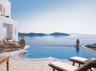 Villa in Greece, Elounda: 1