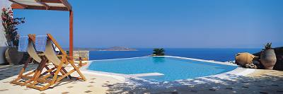 Villa in Greece, Elounda: 1