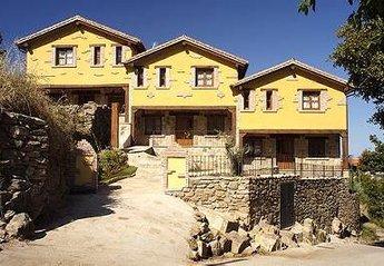 Apartment in Spain, Casas del Monte: fachada