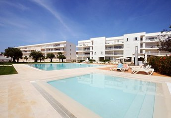 Apartment in Portugal, Săo Sebastiăo (Lagos): Pool and apartment