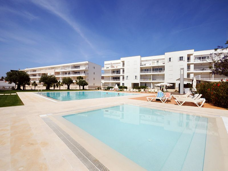 Apartment in Portugal, Lagos Marina: Pool and apartment