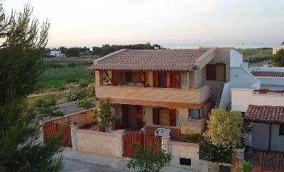 Villa in Italy, Pantanagianni-Pezze Morelli: The Villa - Top Floor House