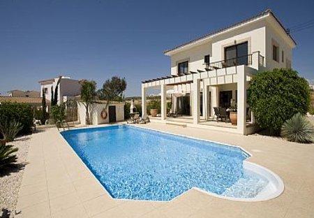Villa in Secret Valley, Cyprus: Villa Saphrini