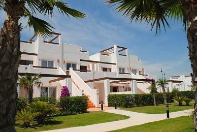 Apartment in Spain, Condado de Alhama (Polaris Golf Resort)
