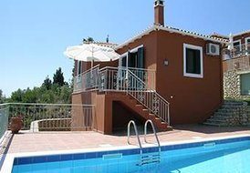 Villa with private pool in Katouna/Lefkas island