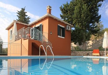 Villa in Greece, Katouna
