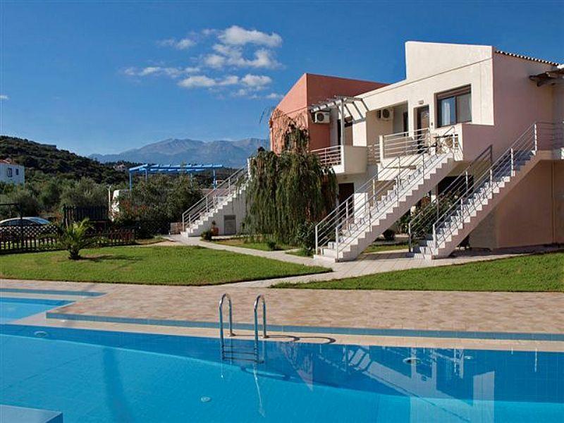 Apartment in Greece, Almyrida