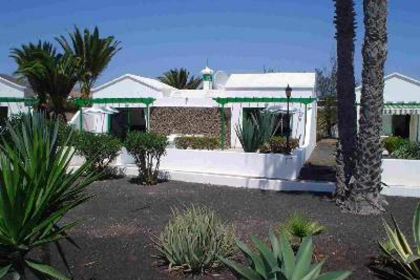 beach bungalow in playa blanca spain with 1 bedroom