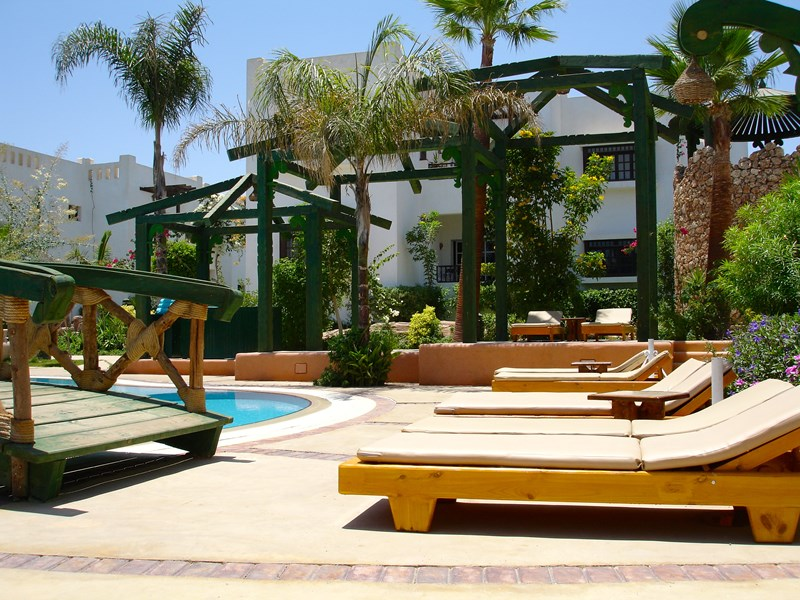 Apartment in Egypt, Sharm El Sheikh: Total relaxation at the fabulous Delta Sharm resort