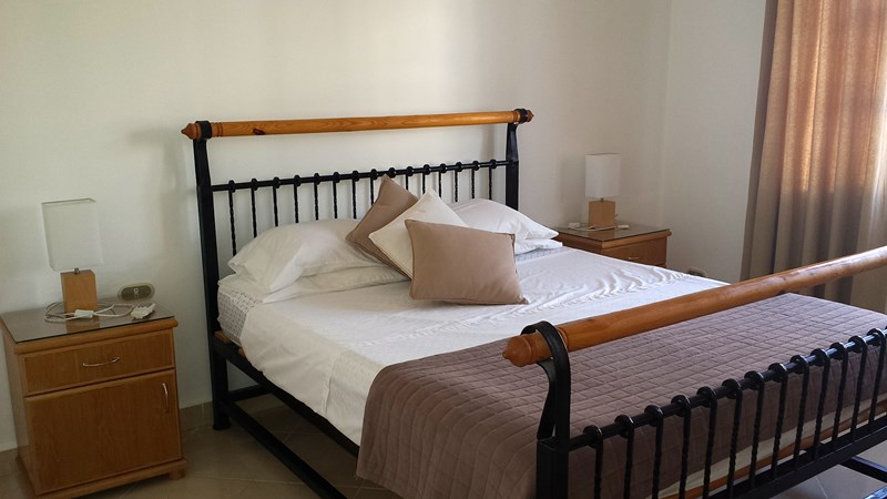 Apartment in Egypt, Sharm El Sheikh: Queen Size Bed