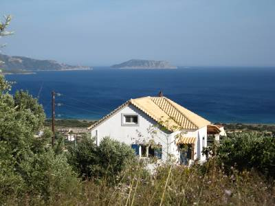 Studio apartment in Greece, Peloponnese: house with view
