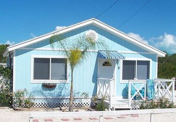 Cottage in Bahamas, Great Exuma Island: The Blue Marlin