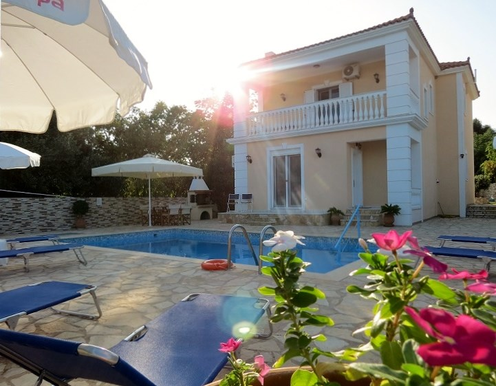 Villa in Greece, Skala: VILLA ASTEREA