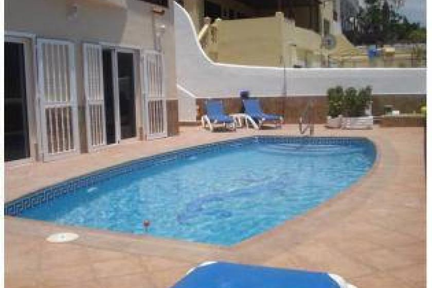 Villa Callao - 4 bed with private heated pool