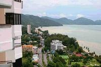 Apartment in Malaysia, Batu Ferringhi: View from Sri sayang