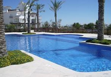 Town House in Torre-Pacheco, Spain: Pool