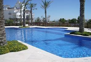 Town house in Spain, Torre-Pacheco: Pool
