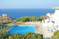 Studio_apartment in Greece, Aghia Pelagia: over look of villa bellevue