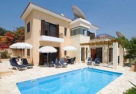 Villa in Tala, Cyprus: The Villa