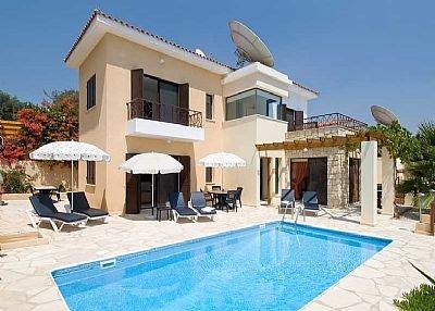 Owners abroad Villa Zivania - Tala
