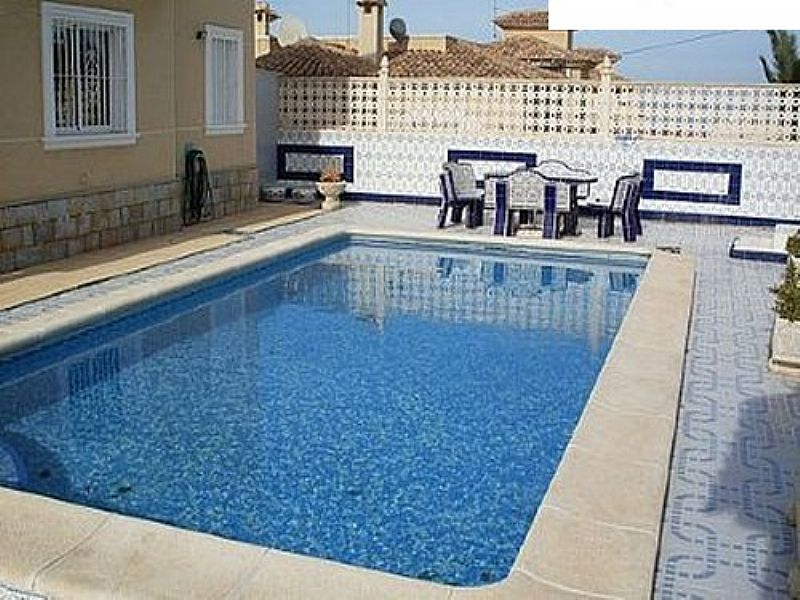 Villa in Spain, Los Balcones: Private Pool and Large Terrace Area