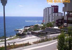 Apartment in Funchal overlooking the ocean 352