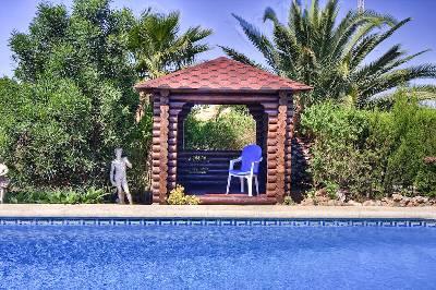 Villa in Spain, Javea: pool