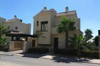 Villa in Spain, Roda Golf and Beach Club: front view of villa
