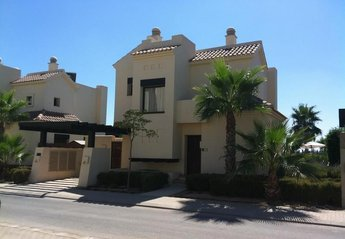 Villa in Spain, Roda Golf Resort: front view of villa