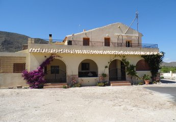 Country House in Spain, Hondon de las Nieves