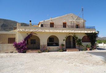 Country House in Spain, Hondon de las Nieves